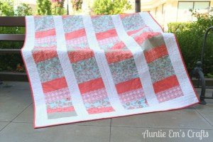 Weekend Coin Quilt Tutorial, part 2