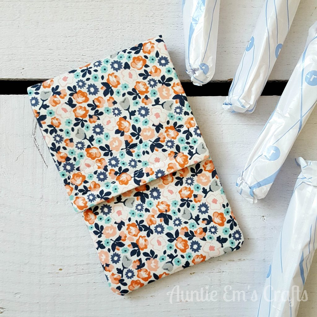 Tampon Pouch Pattern